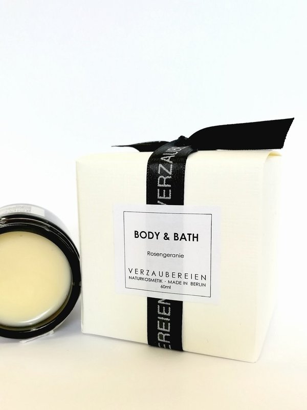 Body & Bath Butter Rosengeranie 60ml